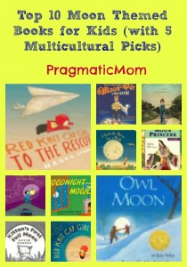 chapter books on moon for kid, picture books on moon for kids, moon books for kids