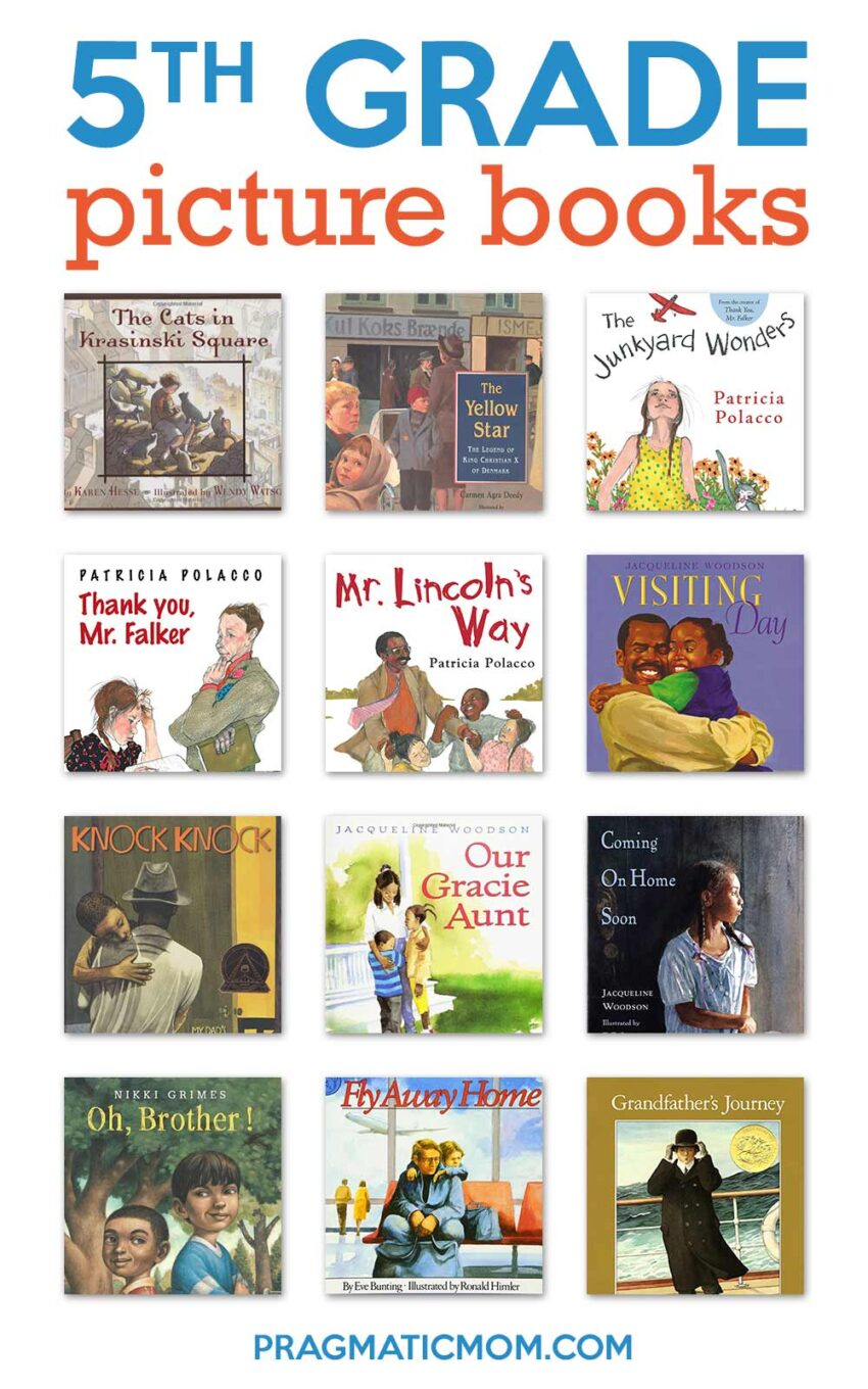 5th Grade Picture Books