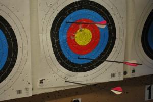 archery party, archery birthday party
