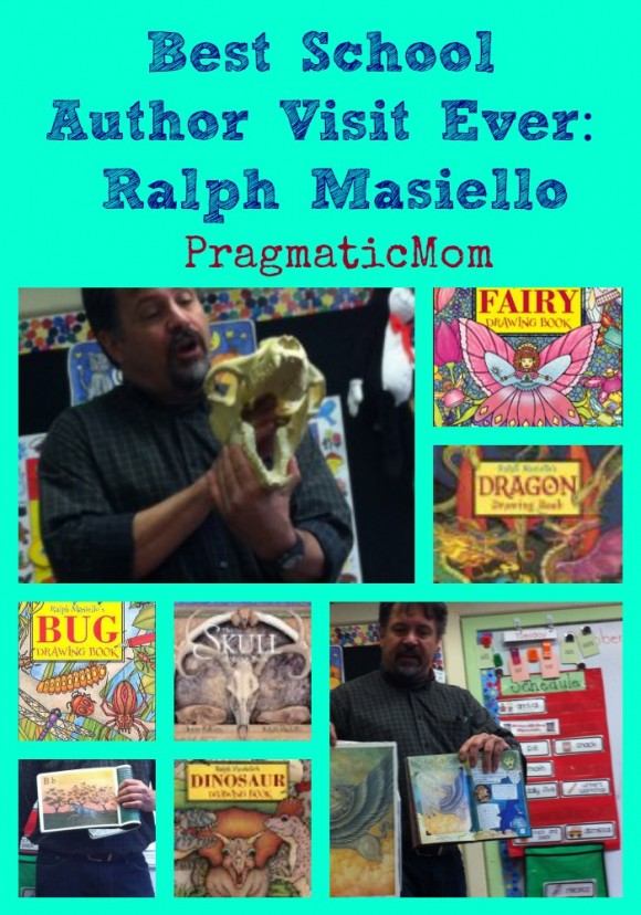 Ralph Masiello school visit