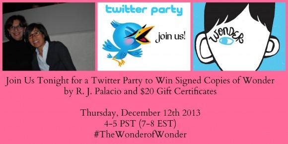wonder Twitter Party