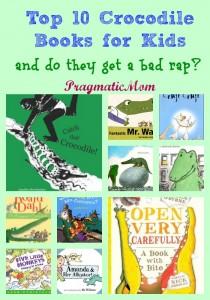 Top 10 Crocodile Books for Kids