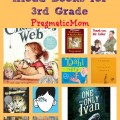 third grade read aloud chapter books, books for third grade, chapter books third grade