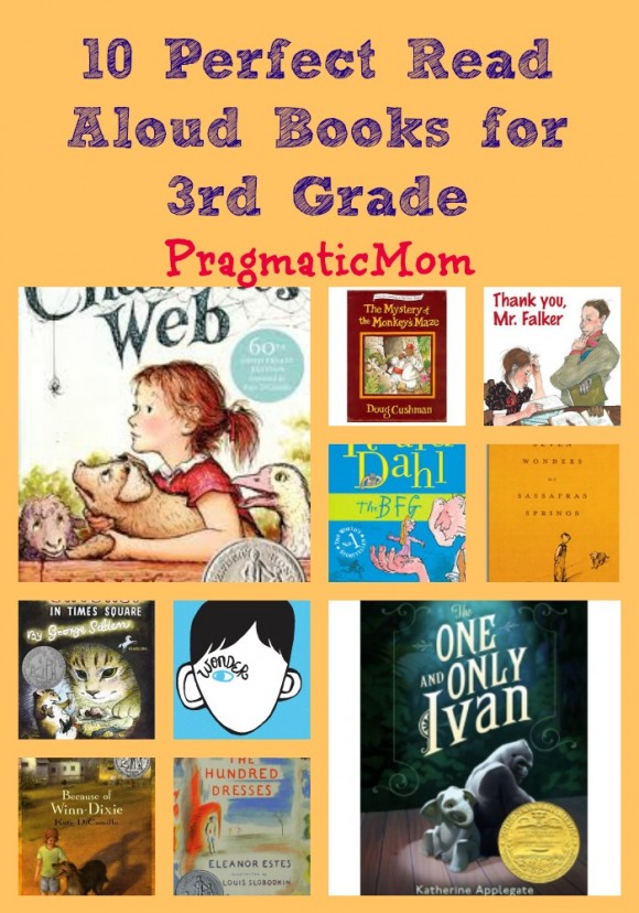 Math literature books for elementary