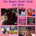 3rd grade book club for boys, 6th grade book club for girls, nerdy book club meet up in boston