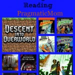 Five Books to Get Your Young Gamer Reading