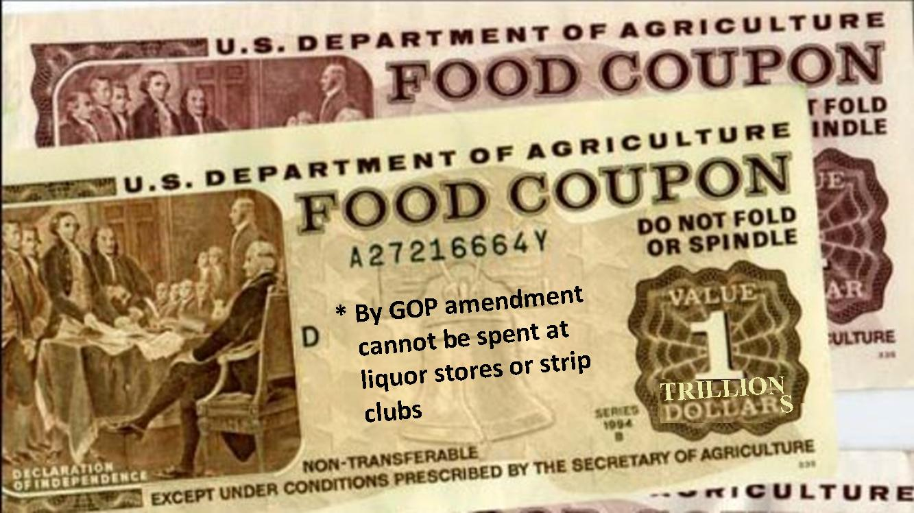 Food Stamps In Usa