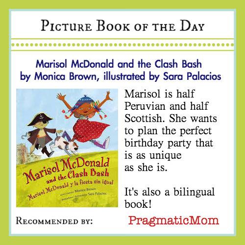bilingual multicultural picture book
