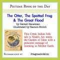 Creek Indian genesis folk tale story