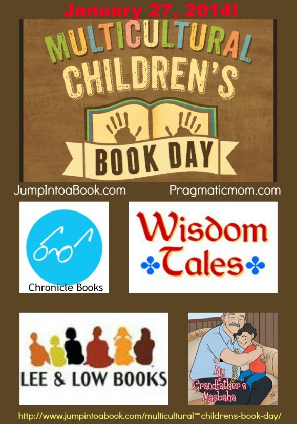 Multicultural Children's Book Day January 27th 2014