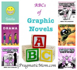 ABCs of graphic novels