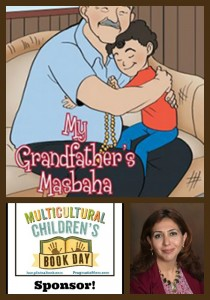 Susan Daniel Fayad, Multicultural Children's Book Day sponsor, My Grandfathers Mashbaha