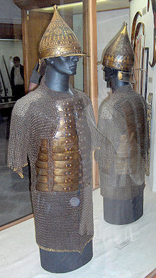 Coat of 10 thousand nais Mughal armor