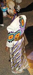 Jingle dress, Creek Muscogee native american