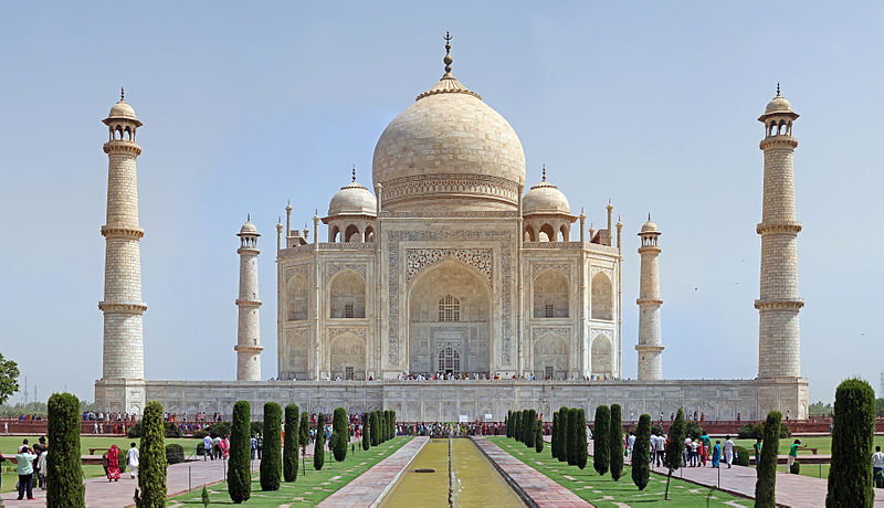 Taj Mahal, Mughal dynasty, Zoe and Zak