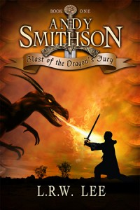 Andy Smithson : Venom of the Serpents Cunning , L. R. W. Lee, fantasy mythology chapter book for ages 9 and up