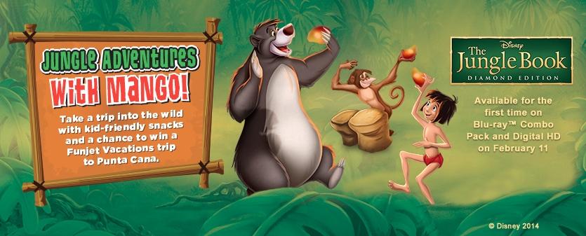 Mangos for Mowgli