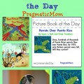 picture books about parrots, Picture Book of the Day, Parrots Over Puerto Rico