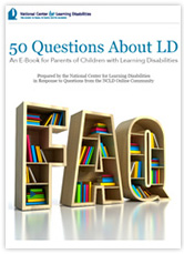 50 Questions About LD E-Book