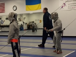 3rd grade fencing uniform