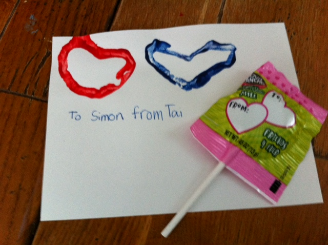 Super Easy Valentine Card Craft for Kids  PragmaticMom