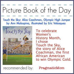 Alice Coachman, Picture Book of the Day