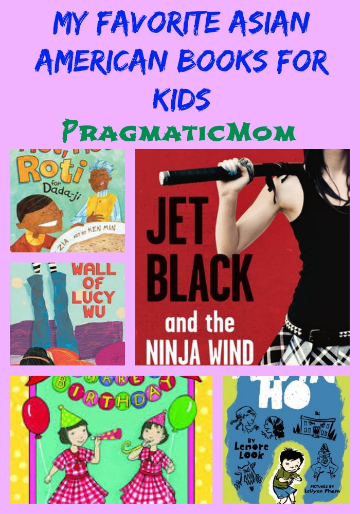Asian American Books for kids