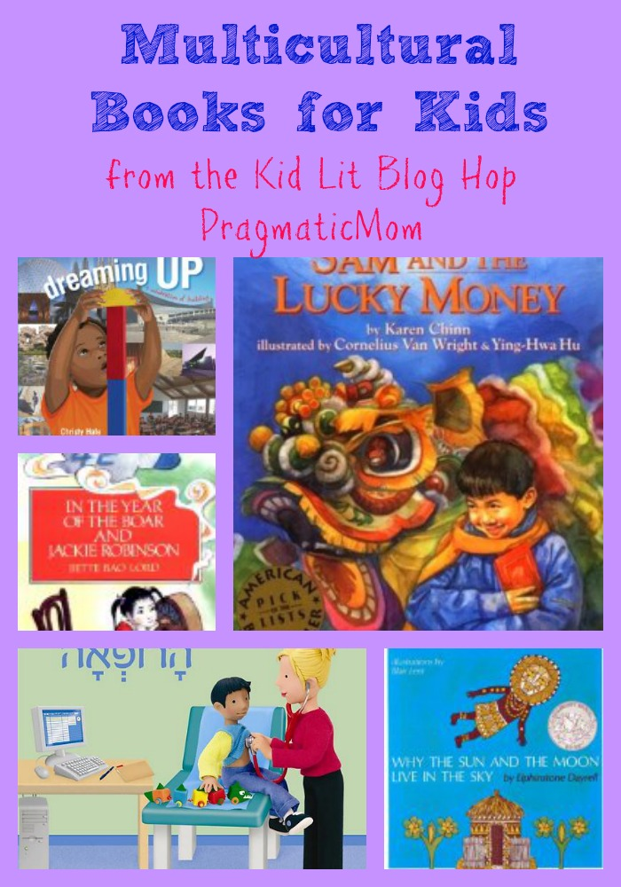 Multicultural Books for Kids from the Kid LIt Blog Hop