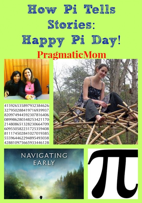 Pi Day, How Pi tells stories, Navigating Early