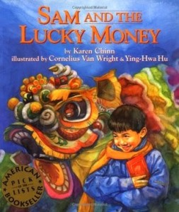Sam and the Lucky Money reviewed by Randomly Reading