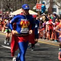 2014 Boston Marathon Man