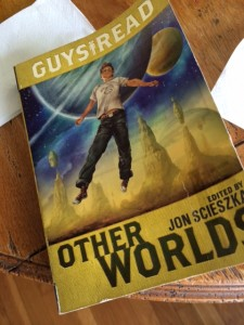 3rd grade book club for boys Guys Read Other Worlds