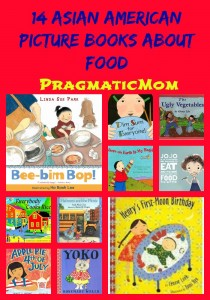 14 Asian American Picture Books About Food