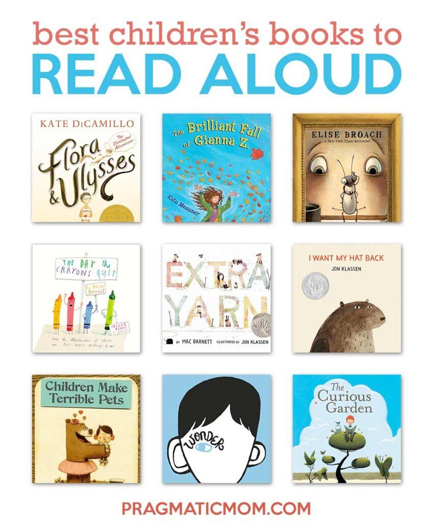 Best Read Aloud Books