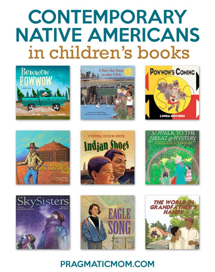 Contemporary Native Americans