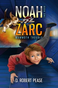 Noah Zarc Mammoth Trouble blog tour