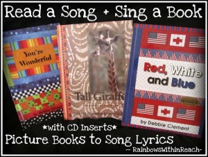 Debbie Clement sing and read books