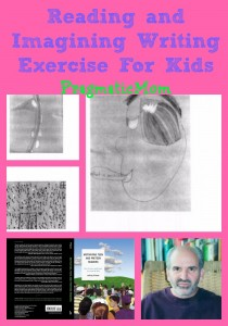 reading and imagining exercises for kids