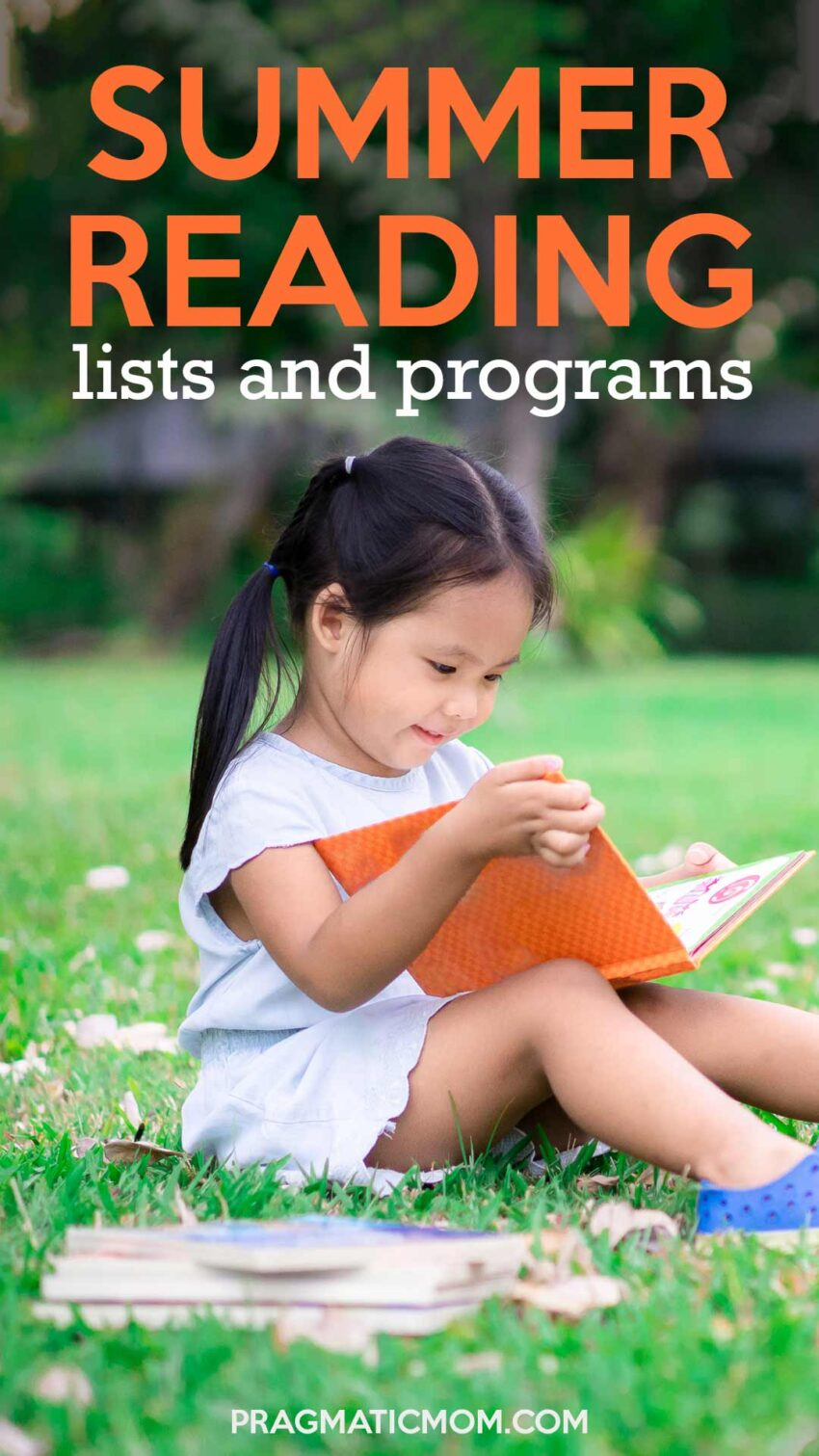 Summer Reading Lists and Programs for Kids