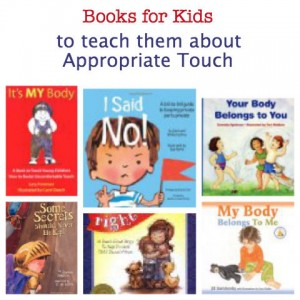 top 10 books to teach kids about inappropriate touch