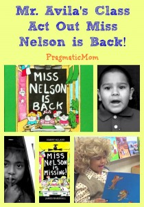 Mr Avila Miss Nelson is Back video