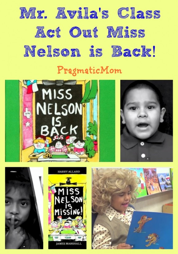 Mr Avila Miss Nelson is Back video