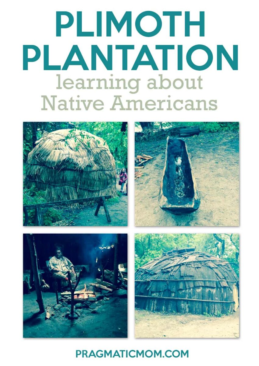 Plimoth Plantation: Learning About Native Americans