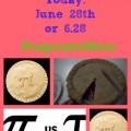 Happy Tau Day, June 28, Tau Day, 6/28/2014