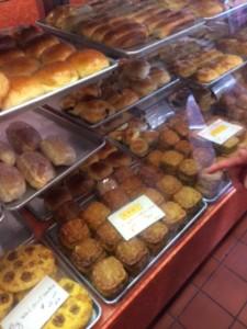 Chinese bakery