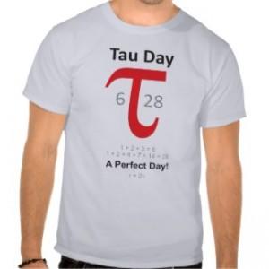Tau Day