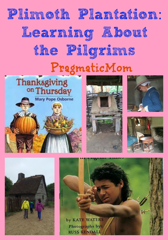 Plimoth Plantation: Learning About the Pilgrims