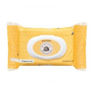 burt's bees chlorine free baby wipes