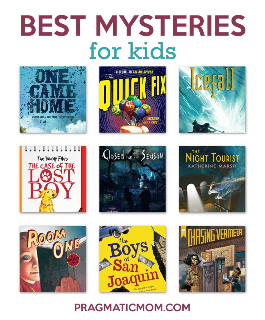 Best Mysteries for Kids
