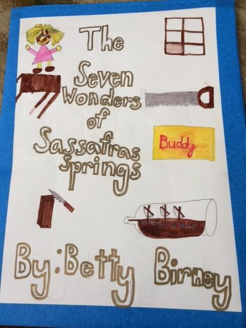 Rising 4th Grade Summer Reading Homework